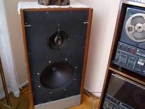 Tesla ARS 641 active broadcasting monitor R12