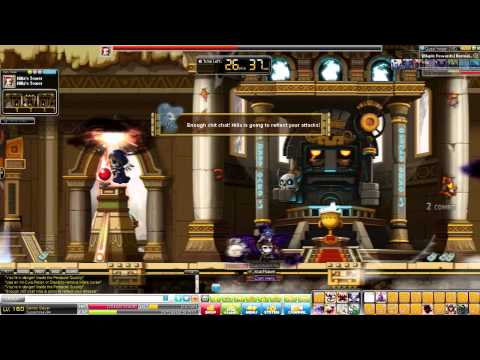 Maplestory Level 160 DS Solo Easy Hilla