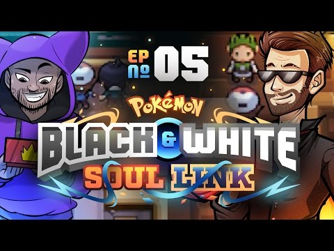 ONE GYM DEEP | Pokémon Black & White Randomized Soul Link Nuzlocke w/ TheKingNappy