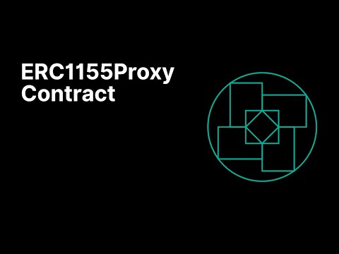 0x Learn | ERC1155Proxy Contract