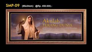 Video Grosir Lukisan Tuhan Yesus - Seri SMP download MP3, 3GP, MP4, WEBM, AVI, FLV November 2018
