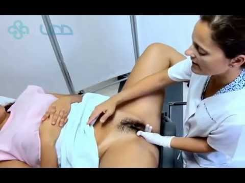 pap Video and smear exam rectal of