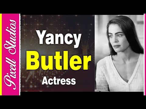Yancy Butler An American Actress.