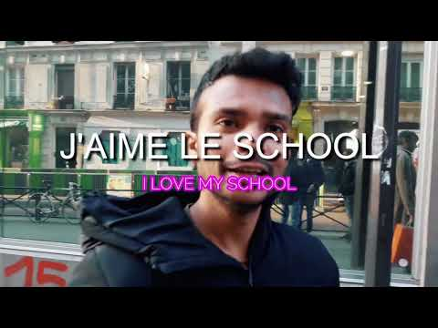 SNEAKING INTO A FRENCH BUSINESS SCHOOL