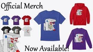Official Merch is Now Available!!!
