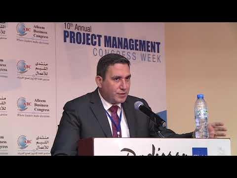 Mr. Ghassan Barghout at 10th Annual Project Management Congress
