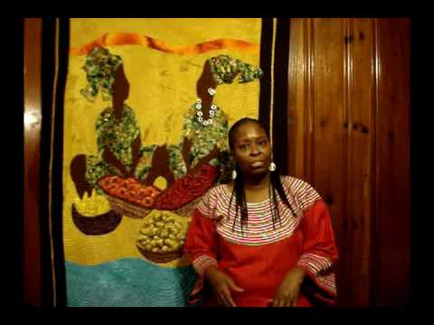 The Journey Of An African American Quilt Artist Aisha