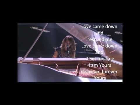 love came down - angela miller