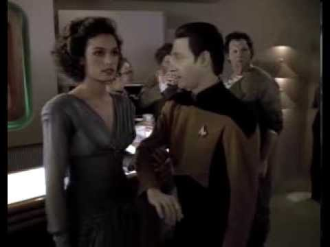 Worf finds the perfect mate