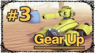 GearUp - Episode 3 (Spider Shark)