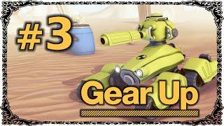 GearUp - Episode 3 (Spider Shark)