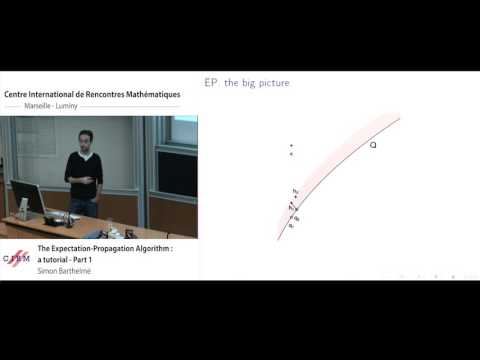 Simon Barthelmé: The Expectation-Propagation algorithm: a tutorial - Part 1
