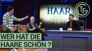 """""""Haar sucht Star"""" mit Lutz van der Horst"""