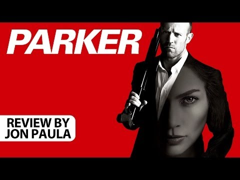 Parker (Jason Statham) -- Movie Review #JPMN
