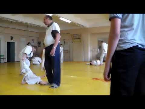 Judo MDA 1621 LTPS 2 Training Grupa 2 06 09 2012   YouTube
