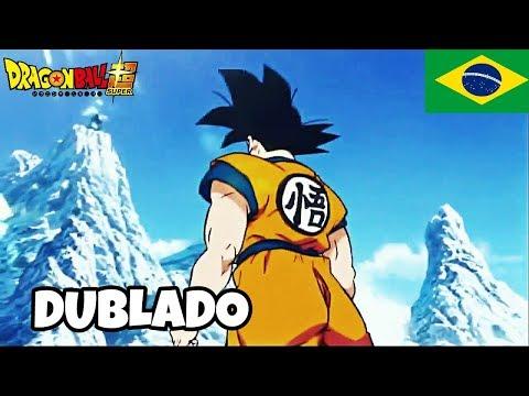 TRAILER Oficial NOVO FILME Dragon Ball Super 2018 DUBLADO!