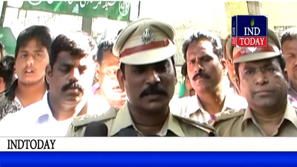 Man Committed suicide in Masjid in Old City Hyderabad   Old City Hyderabad  News