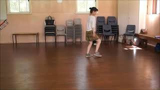 """Meant To Be"" (line dance) Improver by Hiroko Carlsson (AU)"