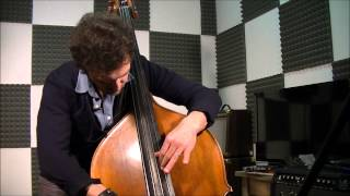 Game Of Thrones theme on Double Bass Solo