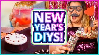 DIY NEW YEARS EVE PARTY w/ REMI ASHTEN!