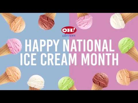 National Ice Cream Month | Free Ice Cream Surprise
