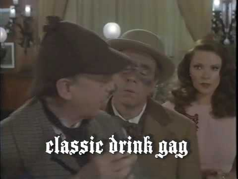 classic Tim Conway gags with Don knots- the private eyes