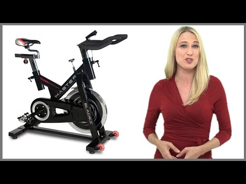 Bladez Fitness Master GS Indoor Cycle Trainer Review