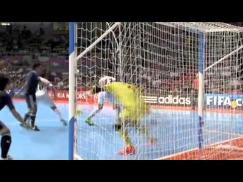 FIFA Futsal World Cup 2012 | Japan 4 - 2 Libya