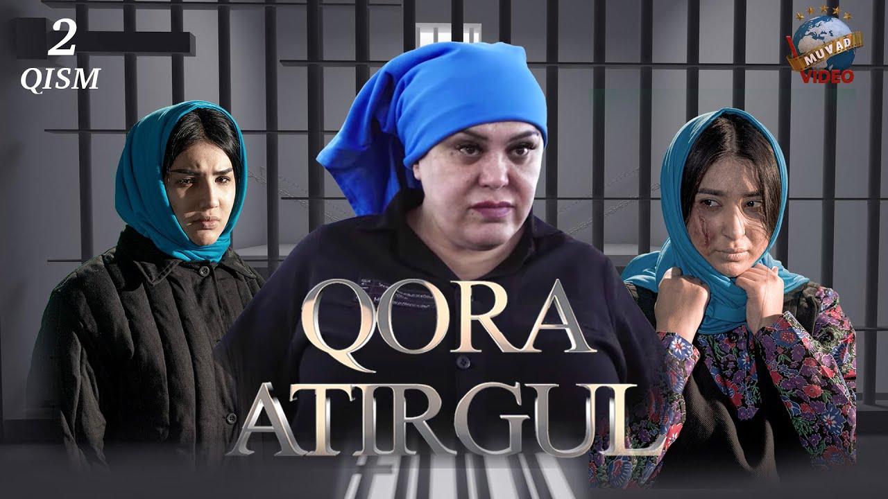 Qora atirgul (o'zbek serial) | Кора атиргул (узбек сериал) 2-qism