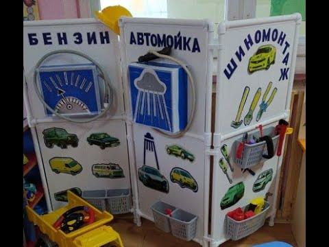 Ширма для кукольного театра своими руками в детский сад
