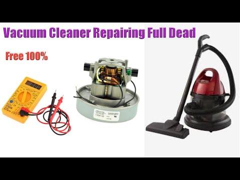 Vacuum Cleaner Repair Fix Any Vacuum Cleaner Maintenance (Urdu & Hindi)part 1
