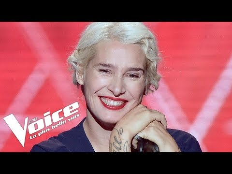 Chris Isaak - Baby did a bad bad thing | B. Demi-Mondaine | The Voice France 2018 | Blind Audition