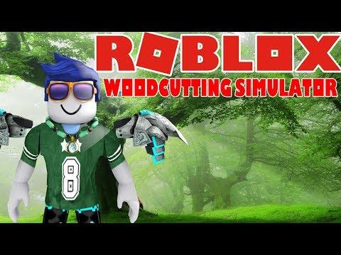 REBIRTH OG EN BIL!? Woodcutting Simulator #2