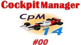 Cockpit Manager - Introdução - E01/T01