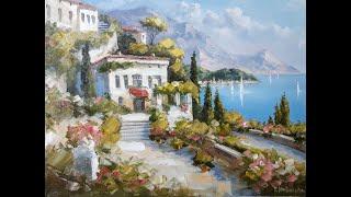 Средиземноморские пейзажи
