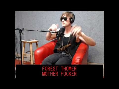 """OUR INTERVIEW WITH THE MOTHER FUCKER OF CINCINNATI, FOREST """"T-REX"""" THOMER"""