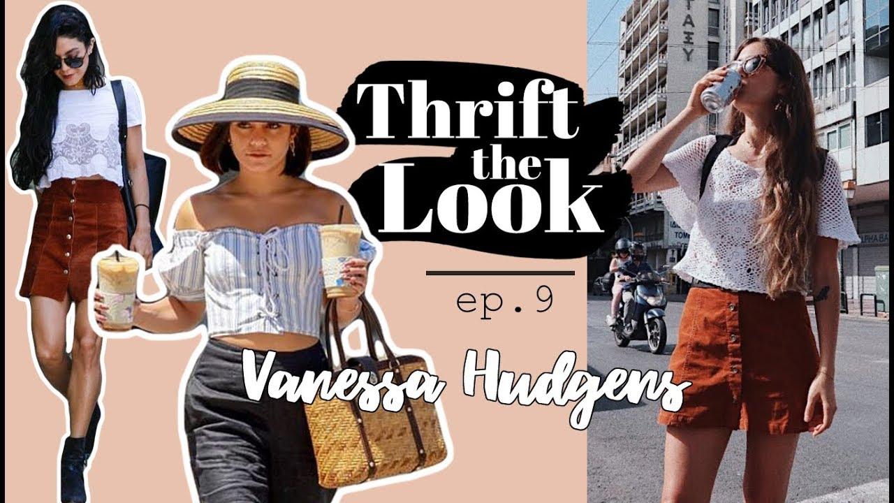Thrift The Look ep.9 - Vanessa Hudgens 1