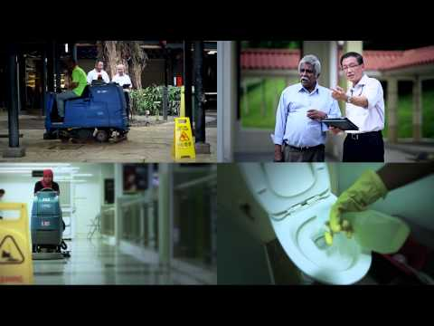 A Progressive Industry, A Clean Singapore