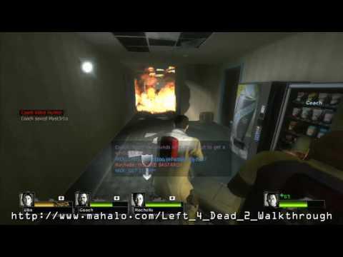 Left 4 Dead 2 Walkthrough - Campaign 1: Dead Center - Hotel P1