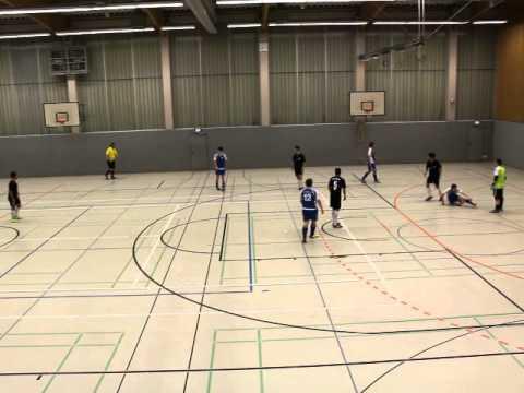 Futsal Westfalenliga 9. Spieltag VT Rinteln - MCH Sennestadt II