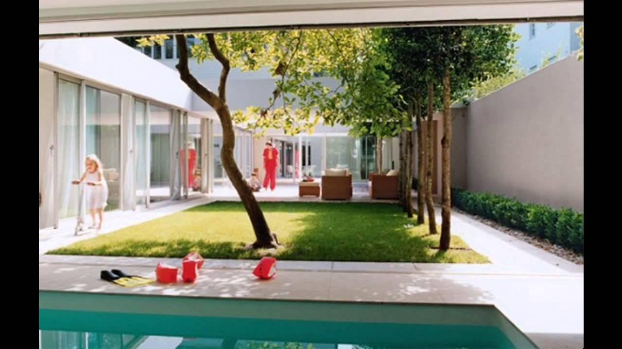 Best Small Garden Pool Youtube
