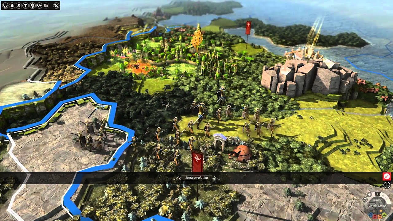 Endless Legend Video Preview - YouTube