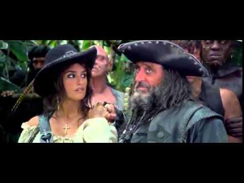 Пираты карибского моря 4- фразы джека воробья