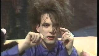 The Cure Robert Smith Interview Night Network 03/10/87