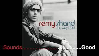 Remy Shand - Looking Back On Vanity - Album The Way I Feel 2001
