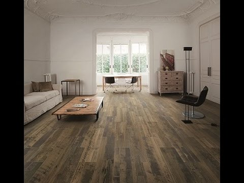 Marazzi USA - Preservation Wood Look Tile - Marazzi USA - Preservation Wood Look Tile - YouTube