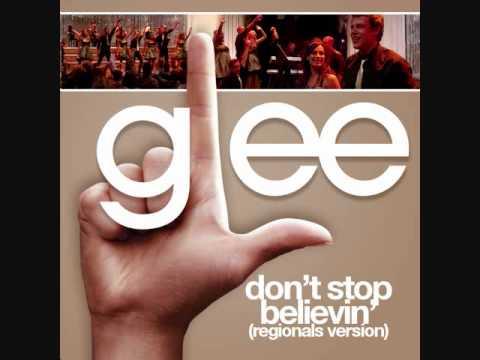 Don't Stop Believin' (Regionals Version) (Glee Cast Version)