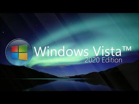 Windows Vista 2020 Edition Transformation Pack