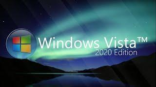 Windows Vista 2020 edition Transformation pack|Tech Point