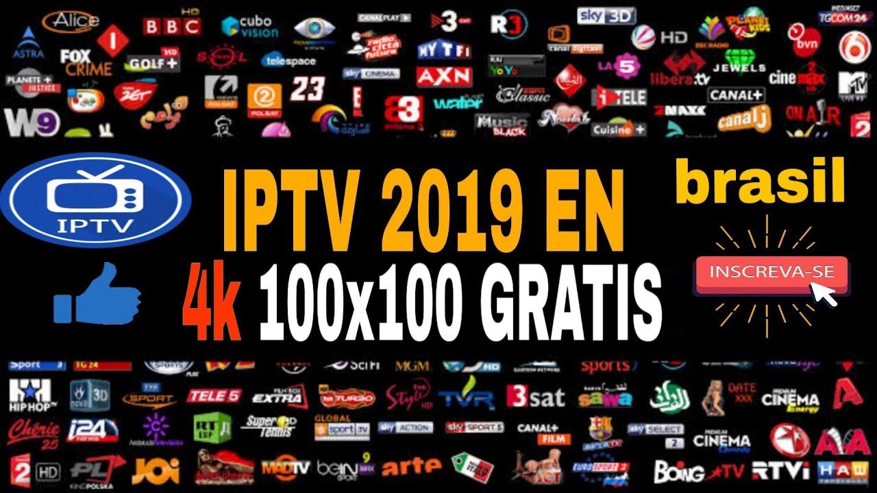 COMO BAIXAR IPTV 2019 EN 4K